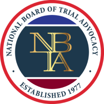 National Board of Trial Advocacy (NBTA)